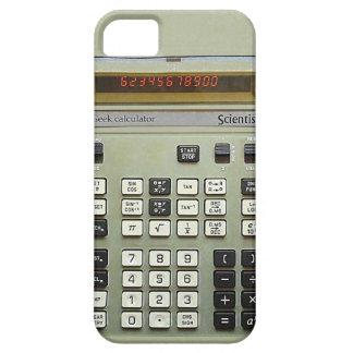 Geek calculator iPhone 5 covers