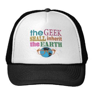 Geek Cap Mesh Hats