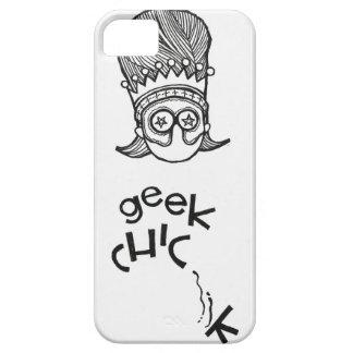 Geek Chic...k iPhone SE/5/5s Case