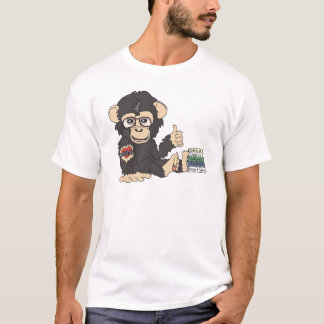 Geek Chimp T-Shirt