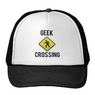 Geek Crossing Trucker Hat