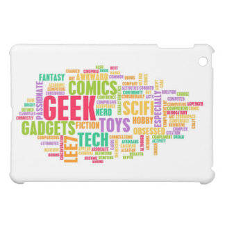 Geek Culture Cover For The iPad Mini
