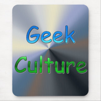 Geek Culture Mouse Pad