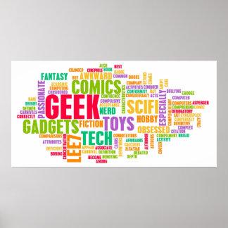 Geek Culture Poster