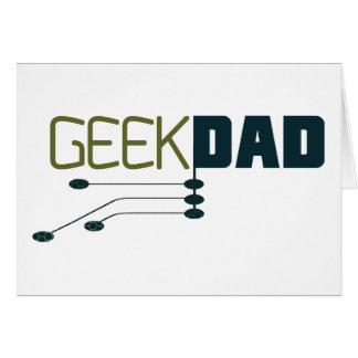 Geek Dad Card