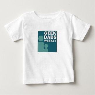 Geek Dads Weekly Logo Baby T-Shirt