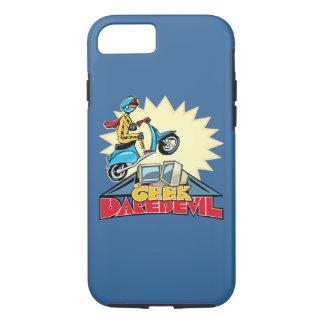 Geek Daredevil Jump iPhone 8/7 Case