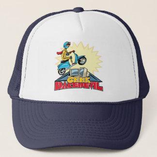 Geek Daredevil Jump Trucker Hat