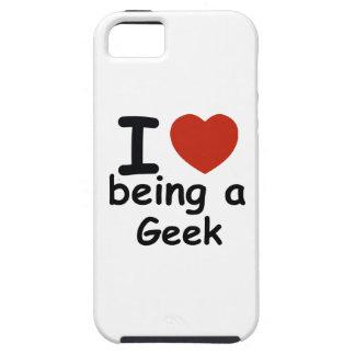 geek design iPhone SE/5/5s case