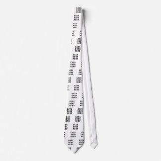 Geek, dork, nerd(and loving it) tie
