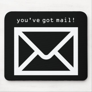 Geek email IT internet mousepad