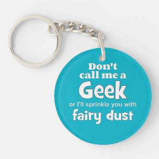 Geek fairy dust wf keychain