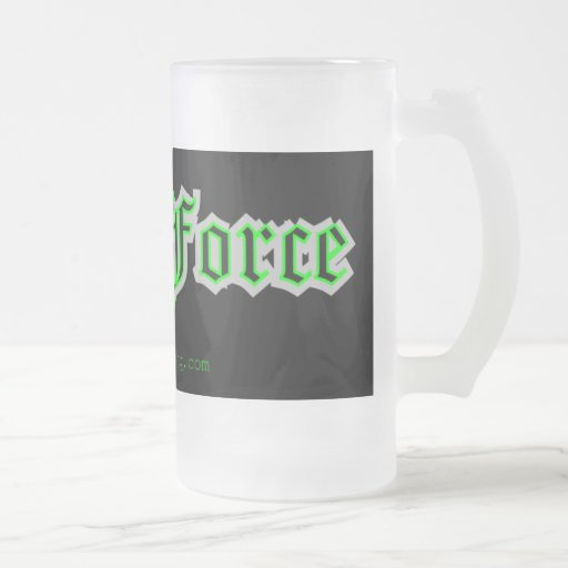 Geek Force Frosted Mug