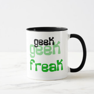 Geek Freak Mug