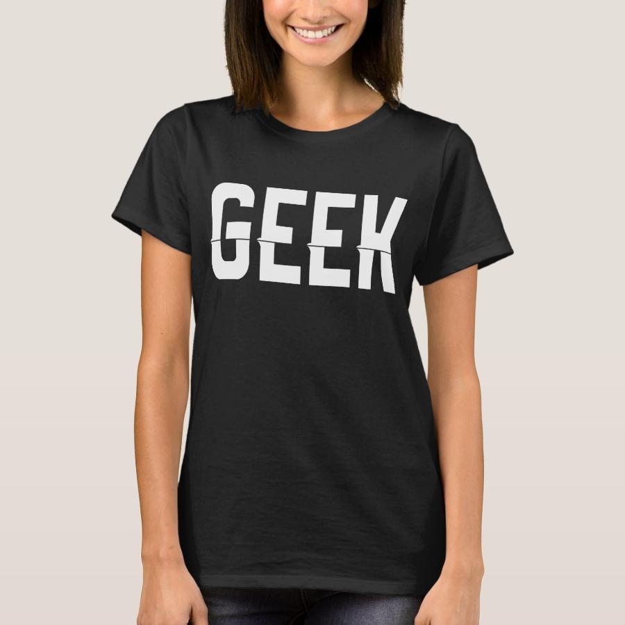 Geek Gamer nerd T-Shirt - Best Selling Long-Sleeve Street Fashion Shirt Designs