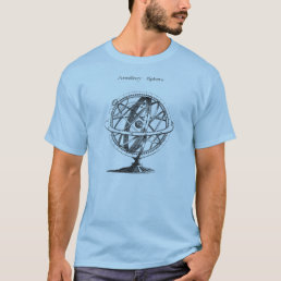 Geek Gifts Vintage Astronomy T-Shirt