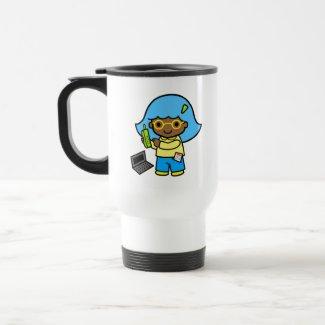 geek girl 1 mug