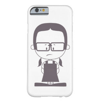 Geek Girl Barely There iPhone 6 Case