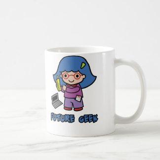 Geek Girl Coffee Mug