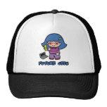 Geek Girl Hats