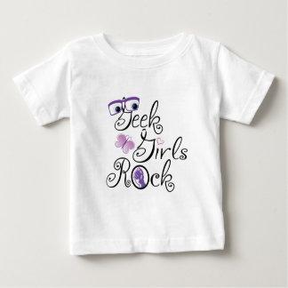 Geek Girls Rock! Baby T-Shirt