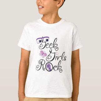 Geek Girls Rock! T-Shirt
