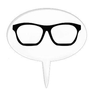 Geek Glasses Cake Topper