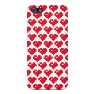 Geek hearts iPhone SE/5/5s cover