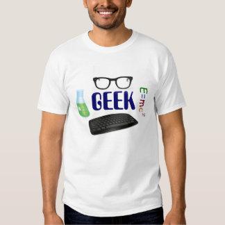 Geek in Bogan Tee Shirt