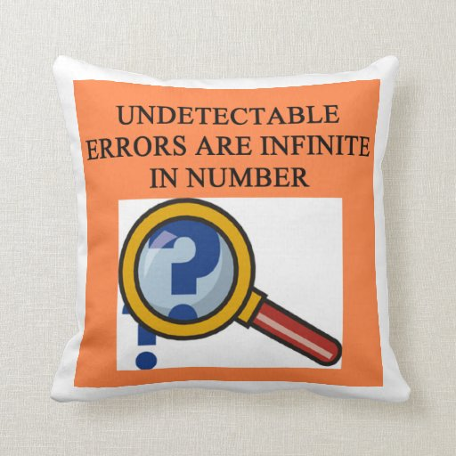 geek joke throw pillows