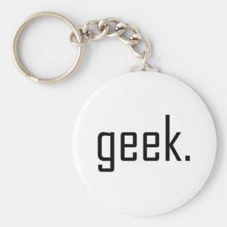 geek Keychain