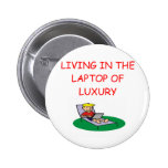 geek laptop joke buttons