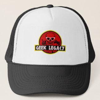 GEEK LEGACY TRUCKER HAT