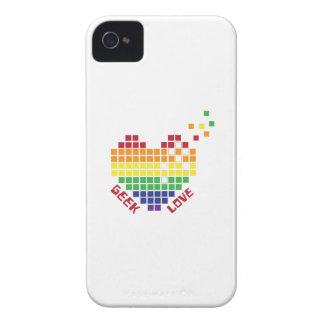 Geek Love iPhone 4 Cases