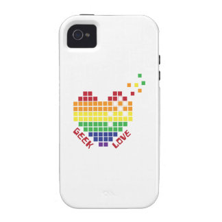 Geek Love iPhone 4/4S Case