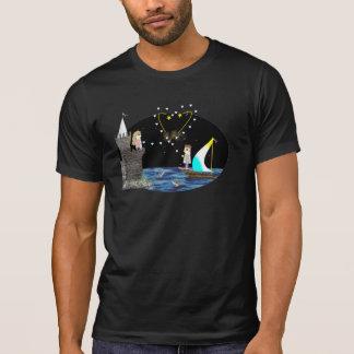 Geek Love Old Game School Custom T-Shirt