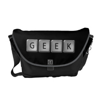 Geek Messenger Bag
