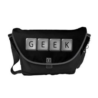 Geek Messenger Bags