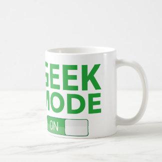Geek Mode On Coffee Mug