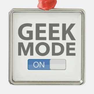 Geek Mode On Christmas Tree Ornaments