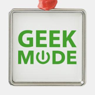 Geek Mode Ornaments