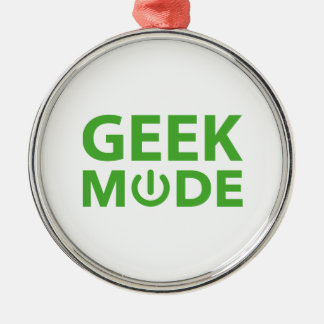 Geek Mode Christmas Tree Ornaments