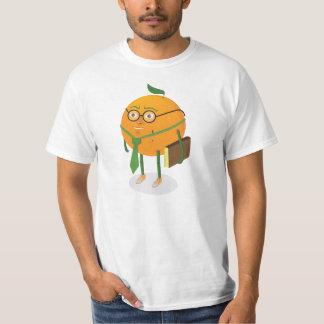Geek orange T-Shirt