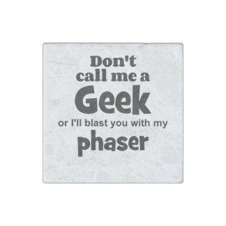 Geek phaser bf stone magnet
