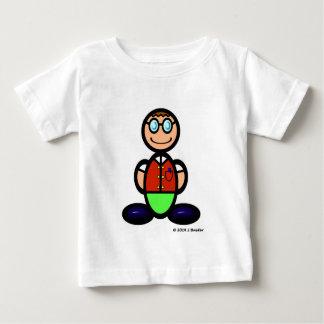 Geek (plain) baby T-Shirt