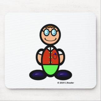 Geek (plain) mouse pad
