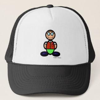 Geek (plain) trucker hat