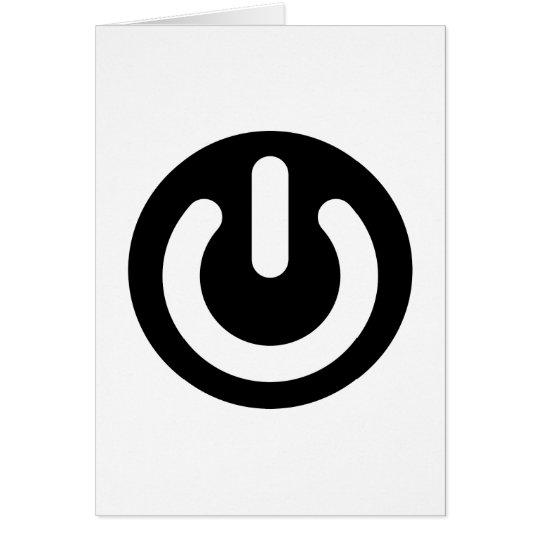 Geek Power Ideology Card