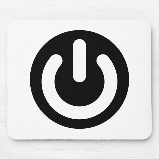 Geek Power Ideology Mouse Pad