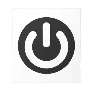 Geek Power Ideology Notepad